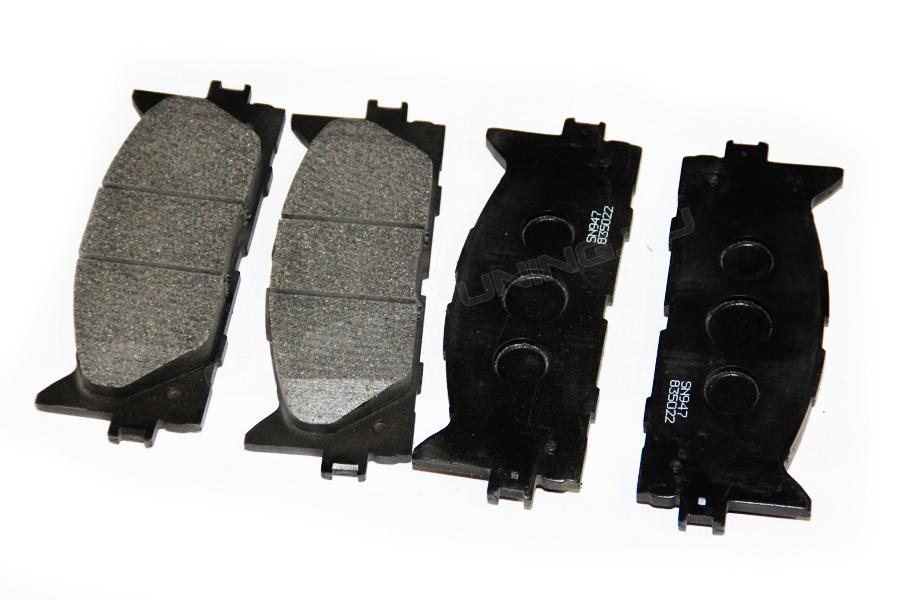 Колодки тормозные передние Advics SN947 Camry V40/V50/V55