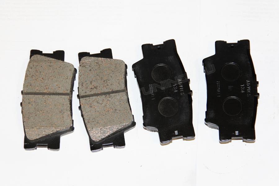 Колодки тормозные задние Advics SN134 Camry V40/V50/V55